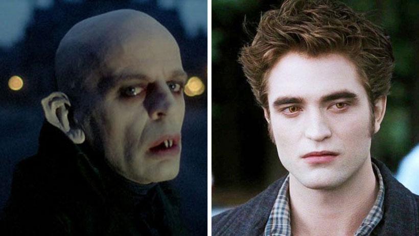 Nosferatu pide que dejen de estigmatizar a los vampiros como blancos debiluchos