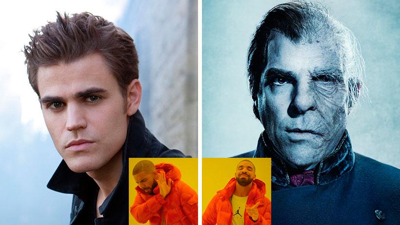 16 vampiros que sí quisiéramos que nos saquen la sangre