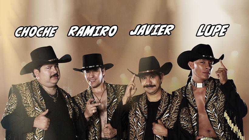 A un lado Luismi y Juanga, esta es la verdadera serie musical que México necesita