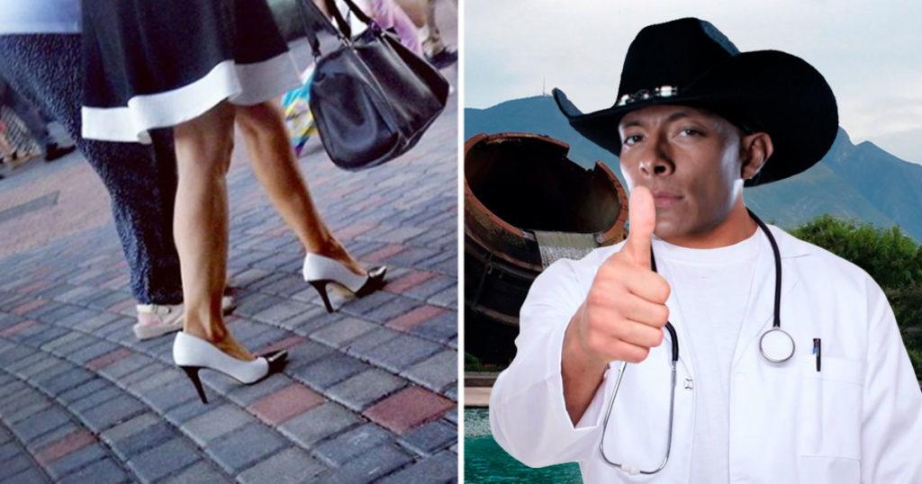Estudio revela que con zapatos de tacón, las nenas se ven mejor