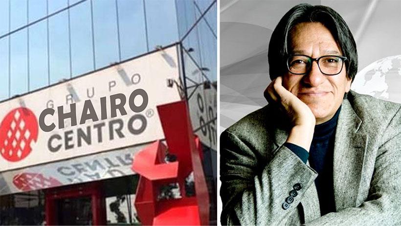 Radiocentro cambia su nombre a Chairocentro