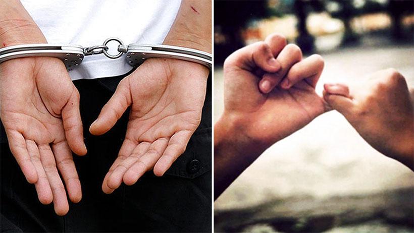 Personas que rompan una pinkypromesa recibirán seis años de prisión