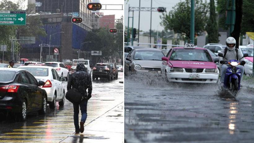 Personas que digan que les gusta la lluvia tendrán que bañarse en la tormenta