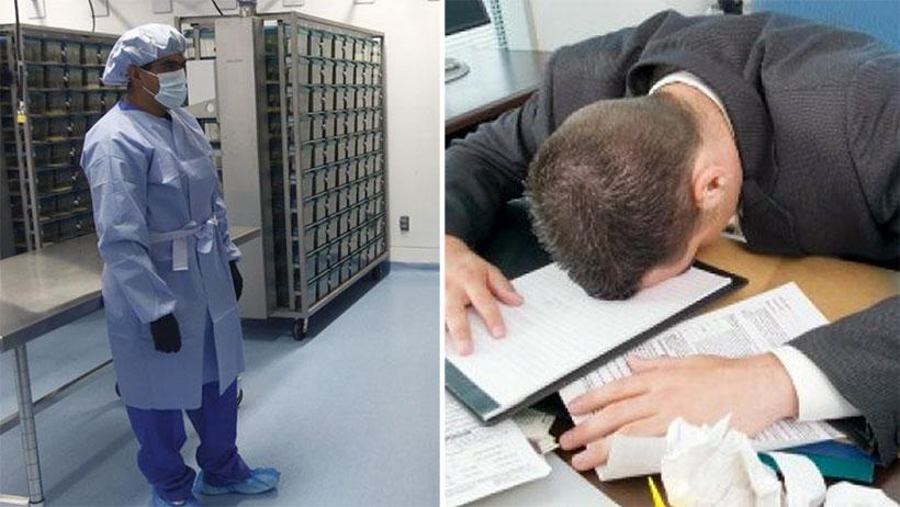 Científicos de la NASA investigarán si hay vida en personas que trabajan más de doce horas diarias
