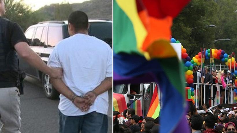 Serán remitidas a la Edad Media personas que se asusten con la marcha del orgullo gay