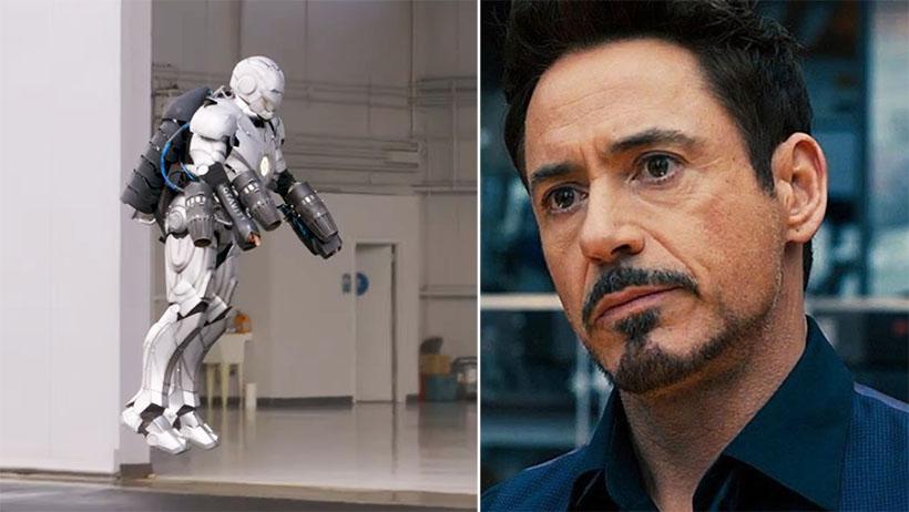 Este genio ya recreó la armadura de Iron Man a prueba de balas… ah, es el de Cazadores de Mitos