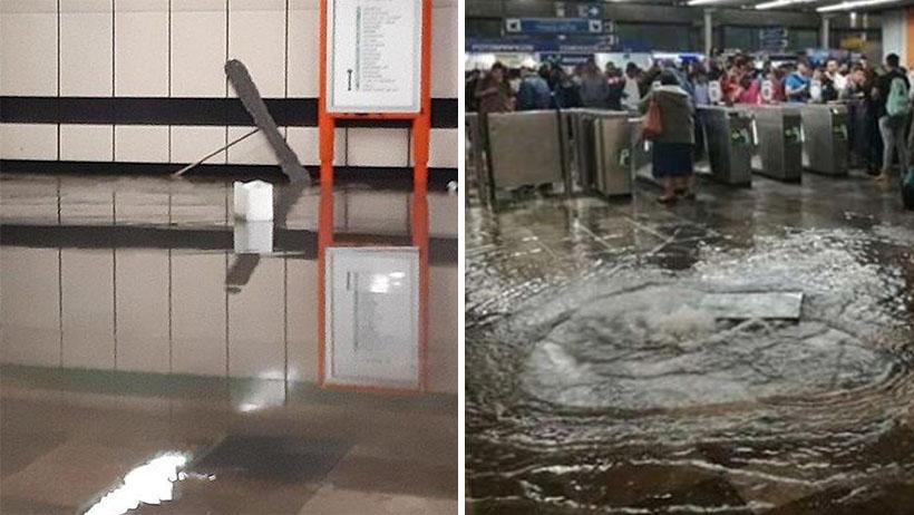 Comienza periodo anual de balnearios temporales en el metro de la CDMX