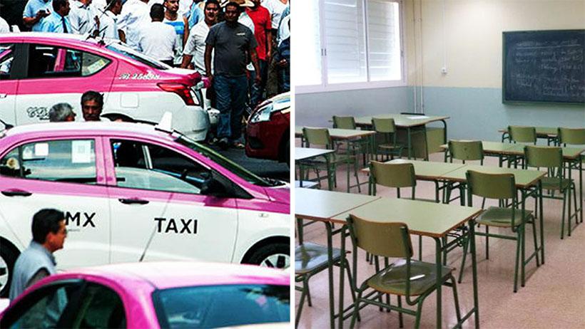 Tras la crisis en taxis, facultad de Psicología se declara en quiebra