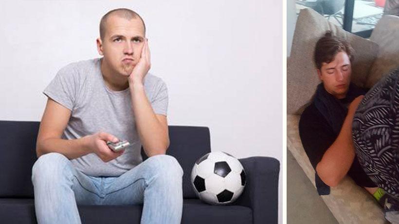 Encuentran fuerte relacion entre seguir siendo aficionado al fútbol y sufrir de aburrimiento