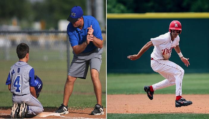 Hombre que se identifica como niño de 10 años rompe la liga infantil de baseball