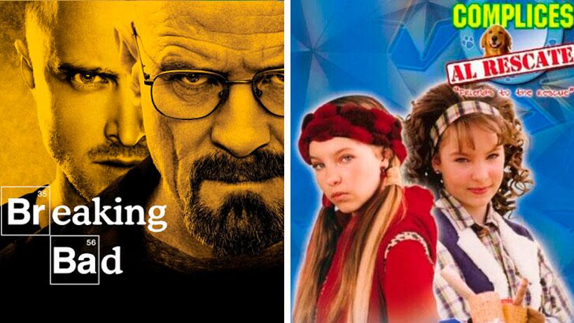 Personas que sigan diciendo que Breaking Bad es la mejor serie, serán obligadas a ver Cómplices al Rescate