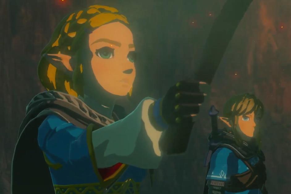 Zelda se declara lista para iniciar nuevo ciclo con Link luego de cortarse el cabello