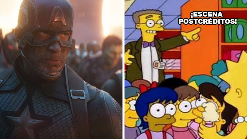 Este es el cochino motivo por el que Marvel vueeeeelve a estrenar en cines Avengers: Endgame