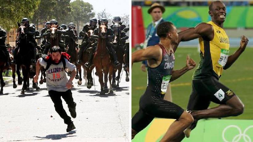 Marihuano corre de la policía y bate récord mundial de 10 mil metros con 30.20