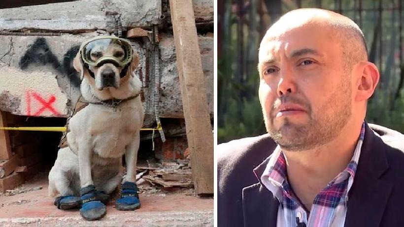 Mauricio Clark adoptará a Frida para que lo ayude a rescatar su dignidad