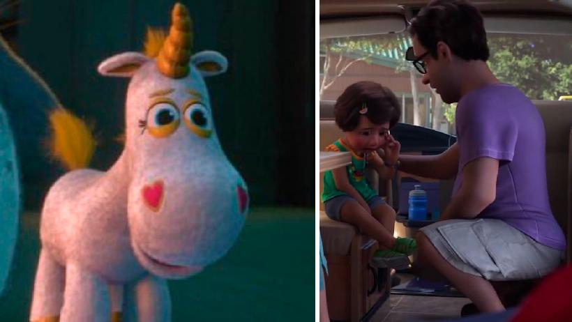 El unicornio de Toy Story 4 es el verdadero villano de la película: Pixar
