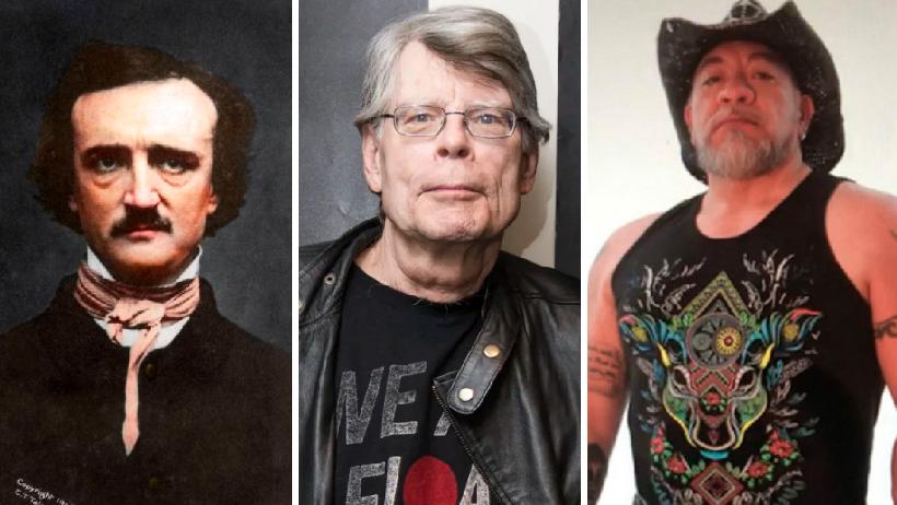 Los 11 mejores y escalofriantes escritores de terror de todos los tiempos