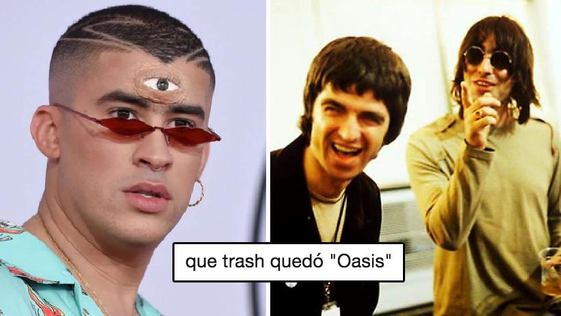 Sacan el nuevo álbum de Oasis y el Internet se llevó una gran sorpresa