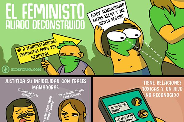 El feministo aliado deconstruido