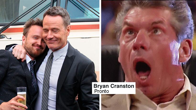 Así fue como Mr. White y Jesse confirmaron su regreso a la película de Breaking Bad
