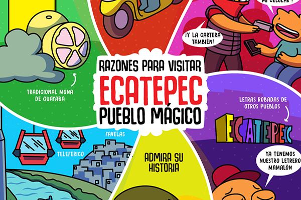 Razones para visitar Ecatepec pueblo mágico
