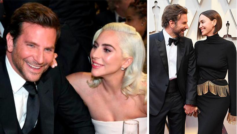 Lady Gaga se dice devastada tras divorcio de Bradley Cooper e Irina Shayk