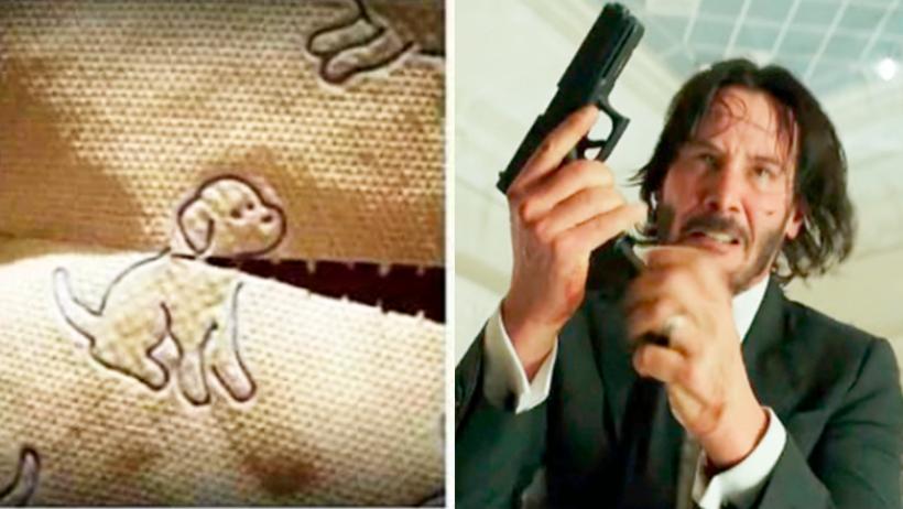 25 letales memes que John Wick 3 y su amor por los perritos nos han dejado