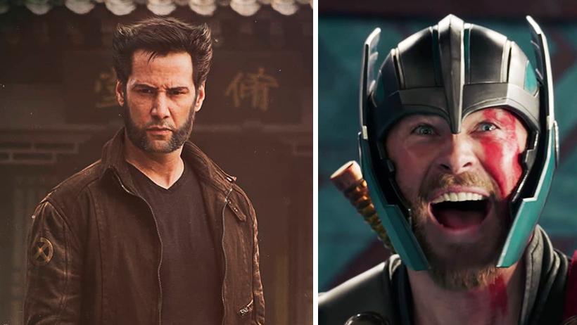 Marvel anda en charlas con Keanu y estos son los personajes que podría interpretar