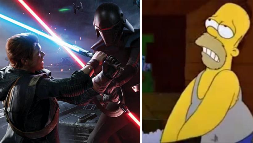 Proge nivel: Quitaron la violencia de los sables luz de Star Wars por ser muy fuerte