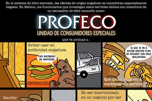 PROFECO: Unidad de Consumidores Especiales