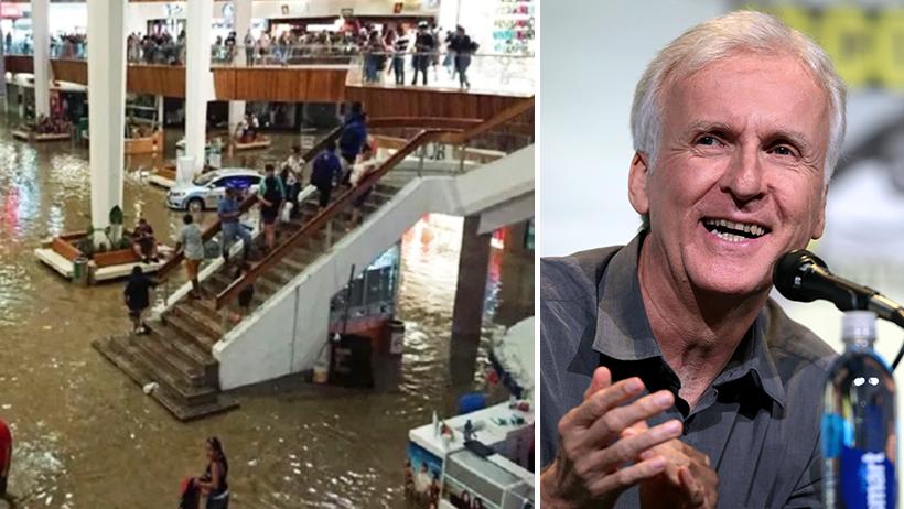 James Cameron confirma que Titanic 2 se filmará en plazas inundadas de México
