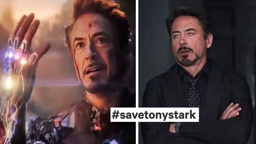 Millennials con problemas de abandono arman petición para que revivan a Iron Man