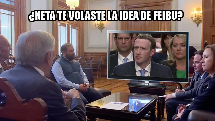 11 tecnológicos dudas que se sacó AMLO en su videollamada con Mark Zuckerberg
