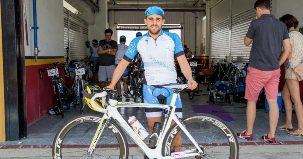 Entregan licencias de mamador a ciclistas que siempre presumen andar en bici
