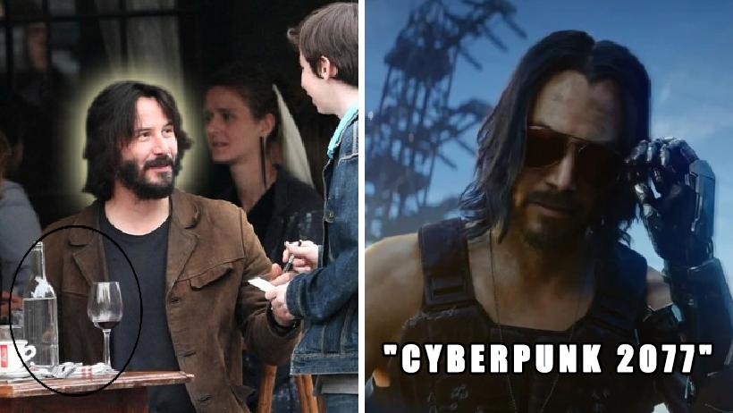 17 pruebas de que Keanu Reeves es la reencarnación de Jesucristo