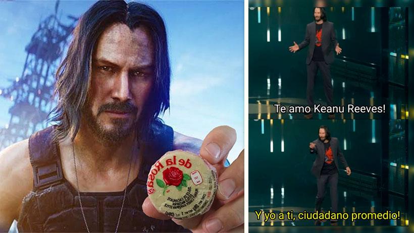 20 ricolinos memes de Keanu Reeves para agradecerle por existir