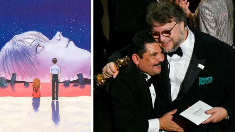 Personas que entiendan el Final de Evangelion serán adoptadas por Guillermo del Toro