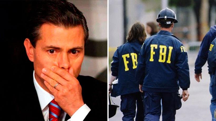¿Creíste que Peña saldría impune? Pues ya lo están investigando en EU
