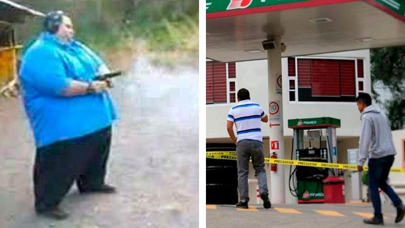 """Típico que van a verificar tu gasolinera y los recibes con pistola en mano """"porque México"""""""