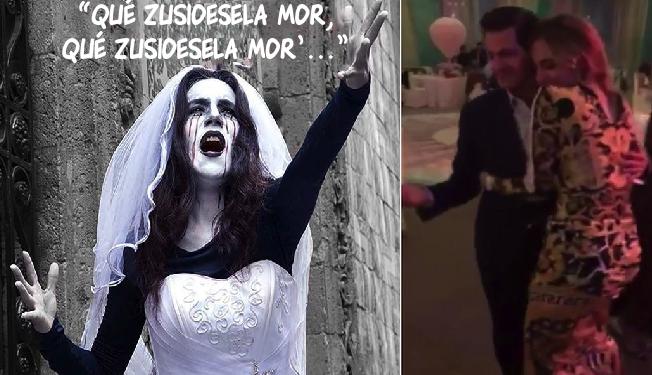 Vocalista que cantó en la fiesta de EPN será contratado para nueva película de 'La Llorona'