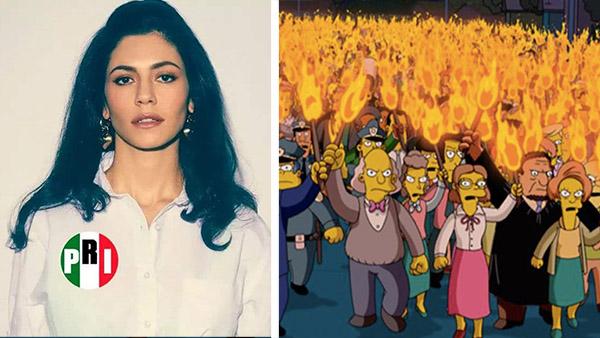 ¿Qué pasó con la morra de Marina & the Diamonds y por qué está trolleando príistas en Twitter?