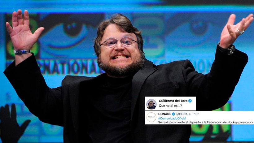 Cuando no puedes hacer bien tu trabajo y tiene que venir Guillermo del Toro (otra vez) a hacer tu chamba
