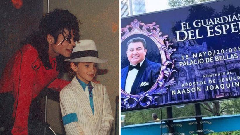 Fans de Michael Jackson piden que se galardone en Bellas Artes al príncipe del pop