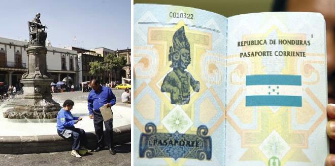 Mexicanos compran pasaportes de Honduras en Santo Domingo para conseguir trabajo en México