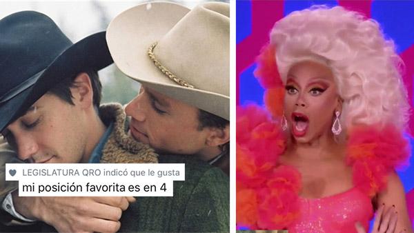 A la cuenta de Twitter de la Legislatura de Querétaro se le fue un like a nopor gay