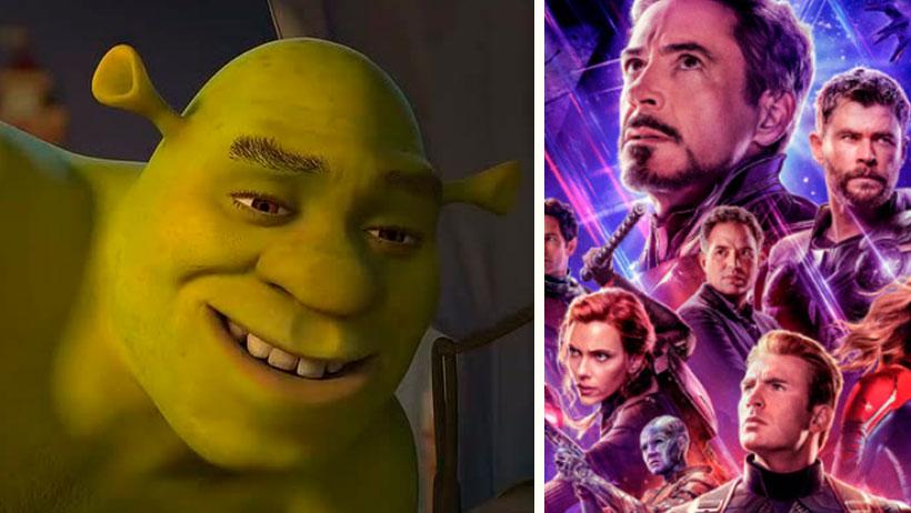 10 razones por las que Shrek es superior a Avengers Endgame y a todo lo que has visto antes