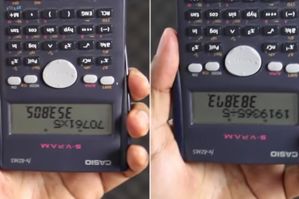 NASA contrata al niño que se sabía todos los trucos de las calculadoras