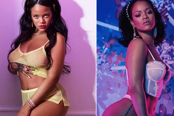 Rihanna es nombrada la mujer más rica del mundo, y aquí las fotos que lo prueban