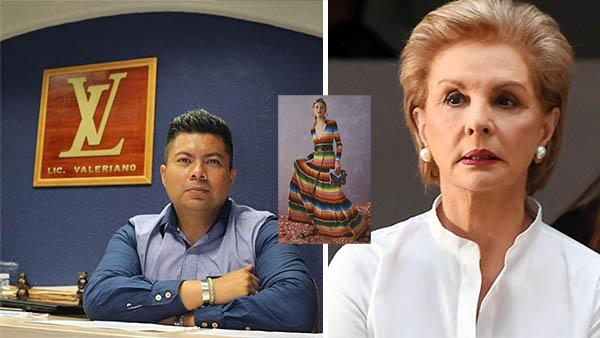 Carolina Herrera pierde demanda contra el Licenciado Valeriano por plagio de diseños indígenas