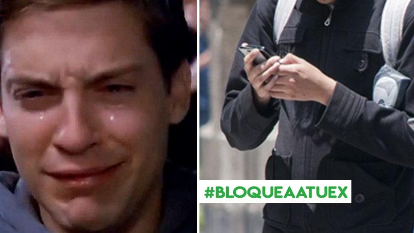 CDMX lanza la campaña #BloqueaATuEx para combatir recaídas tóxicas